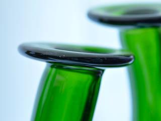 の SAMESAME upcycled glass products