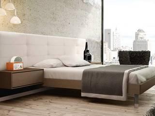 Dormitorios rectos:  de estilo  de El Parque Mobiliario