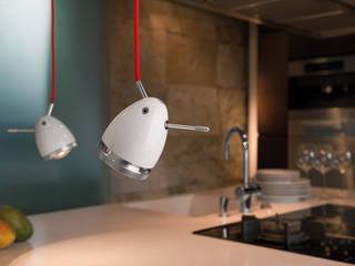 Ylux® Systemleuchte - Perfektes Licht auf 360° von Less'n'more GmbH Minimalistisch
