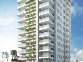 Rumah Modern Oleh Mantovani e Rita Arquitetura Modern