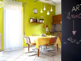 M&V flat Spazio 14 10 Soggiorno moderno