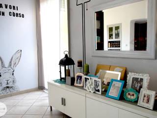 Modern living room by Spazio 14 10 di Stella Passerini Modern