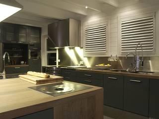Cuisine équipée Woodline Concept CuisinePlans de travail