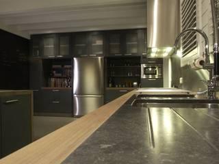Cuisine équipée Woodline Concept