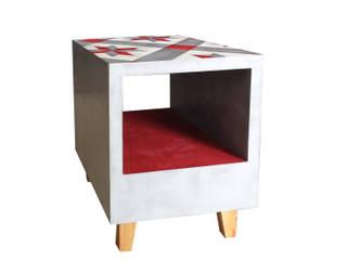 Table Alice:  de style  par BOBUN