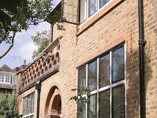 Advanced Bronze Casements Architectural Bronze Ltd Windows & doors Windows Metal Black