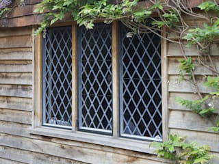 Heritage Bronze Casements Architectural Bronze Ltd Windows & doors Doors Metal Black