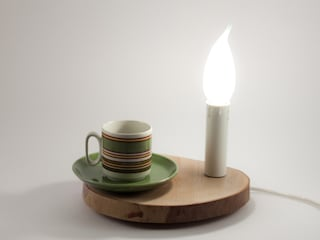 ​Tronchetto (breakfast by candlelight) par Altrosguardo Éclectique