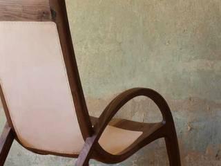 Lehnstuhl LINNÈ: modern  von Holzarbeiten André Findeisen,Modern