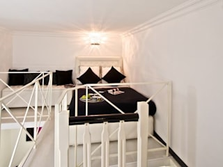 Loft upper view: Case in stile  di Pavart SRL