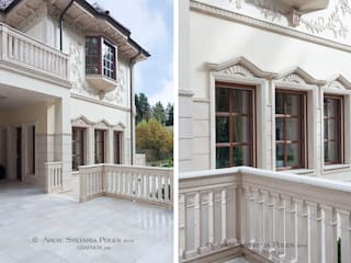 Villa a Mosca esterni di GRAPHOS_DS