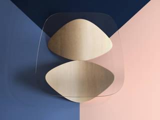 Parallax - Oak whitened:  in stile  di Sandro Lopez