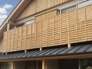 Maisons classiques par 広渡建築設計事務所 Classique
