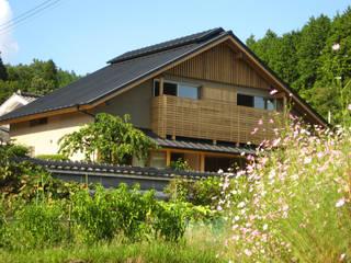 能勢のいえ: 広渡建築設計事務所が手掛けた家です。