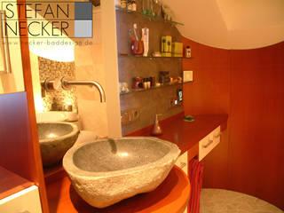 Stefan Necker Tegernseer Badmanufaktur & BadRaumKonzepte Asian style bathroom