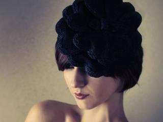 Fleur Noir par Estelle Dassé