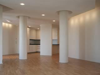 Casa AM: Cucina in stile  di Pier Maria Giordani Architetto
