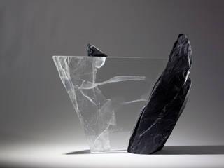 Abîme par Mineral Design - Aurélie ABADIE + SAUQUES Samuel Minimaliste
