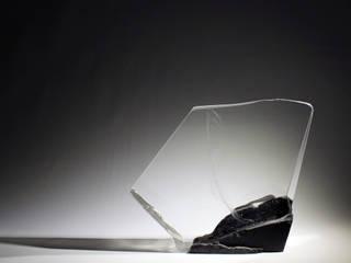 La voie est ouverte par Mineral Design - Aurélie ABADIE + SAUQUES Samuel Minimaliste