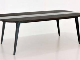 Table M « Malko choco »:  de style  par ATELIER MARTIN BERGER