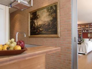 Milano come New York Cucina moderna di Architetto De Grandi Moderno