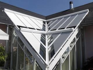 Wintergarten-Rollladen: modern  von Schanz Rollladensysteme GmbH,Modern