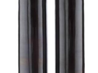 vaso tube nero ceramica:  in stile  di passione creativa