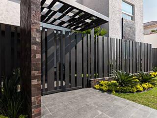 Casa Sorteo Tec No.191: Casas de estilo  por Arquiplan