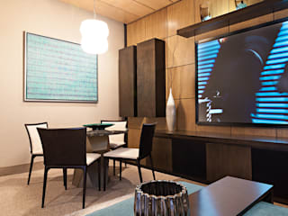 Dining room by Arquiplan,