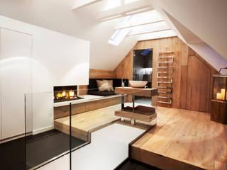 Spa moderne par schulz.rooms Moderne