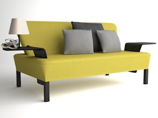 Wohnzimmer von Kevin Depape Designer