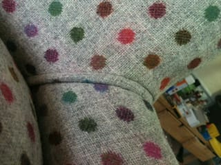 1960,s - 70,s bedroom chair: eclectic  by handmade, Eclectic