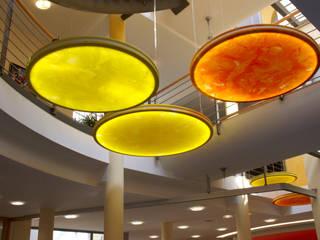 Lichtsegel von Textile Objekte