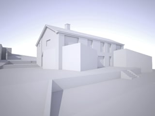 ​A 3D model for the renovation and extension of this luxury home by ArchitectureLIVE:   by ArchitectureLIVE