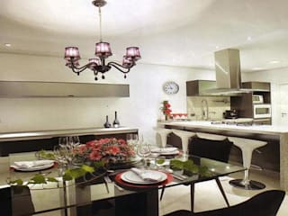APARTAMENTO : Casas  por Bacha Furniture & Design