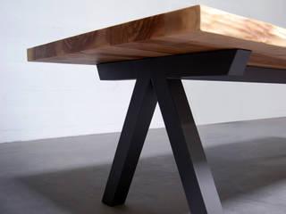 TABLE AUBIER:  de style  par ARTMETA