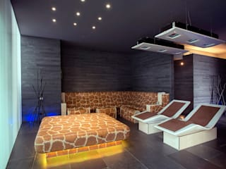 Therma Spa by Vidalta Modern spa by Serrano Monjaraz Arquitectos Modern