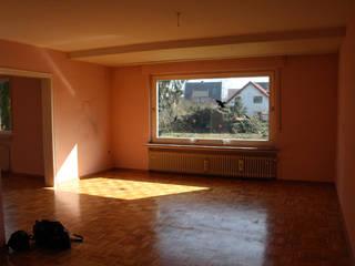 Wohnen vor dem Home Staging:   von : raumgewinn Home Staging & Redesign