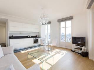 Livings de estilo minimalista de Agence Manuel MARTINEZ Minimalista