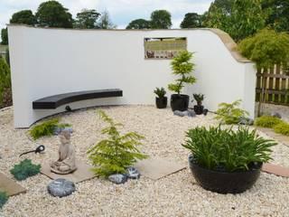 Japanese Style Garden Unique Landscapes Giardino in stile asiatico