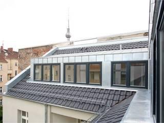 Maisons modernes par WAF Architekten Moderne