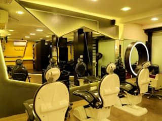 STYLING CORNERS: asian Spa by NEX LVL DESIGNS PVT. LTD.