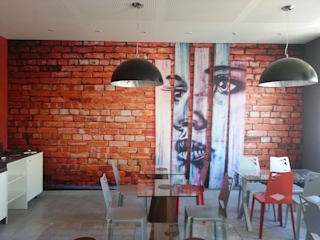 Toiles imprimées murales:  de style  par Atmosphère Créations