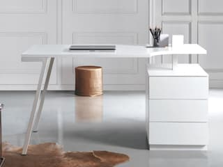 Box home office: modern  by Icona Furniture, Modern