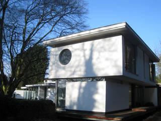 Sandbourne house Minimalist houses by Robert Swan Architects Minimalist