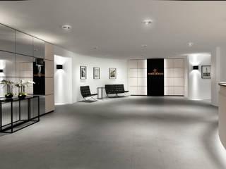 Modern hotels by dziurdziaprojekt Modern
