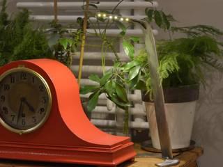 Lampe Curviligne:  de style  par Pierre Sans Paul