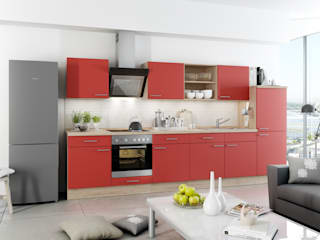 Кухни в . Автор – Kiveda Deutschland GmbH, Модерн