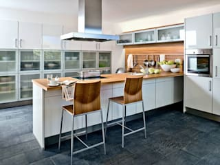 Individuelle Küchen Moderne Küchen von Kiveda Deutschland GmbH Modern
