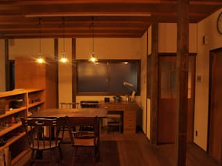 昭和レトロのリノベーション SKY Lab 関谷建築研究所